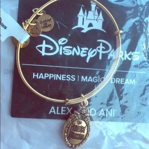 RARE Disney park Haunted Mansion Alex and ani NEW